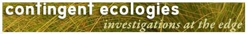 Contingent Ecologies